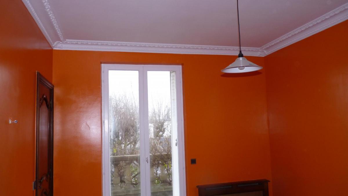 Murs et plafonds Chambre